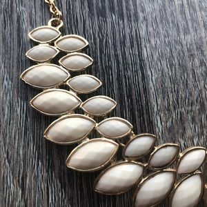 Francesca's Collections Jewelry - Francesca's Gold Statement Necklace